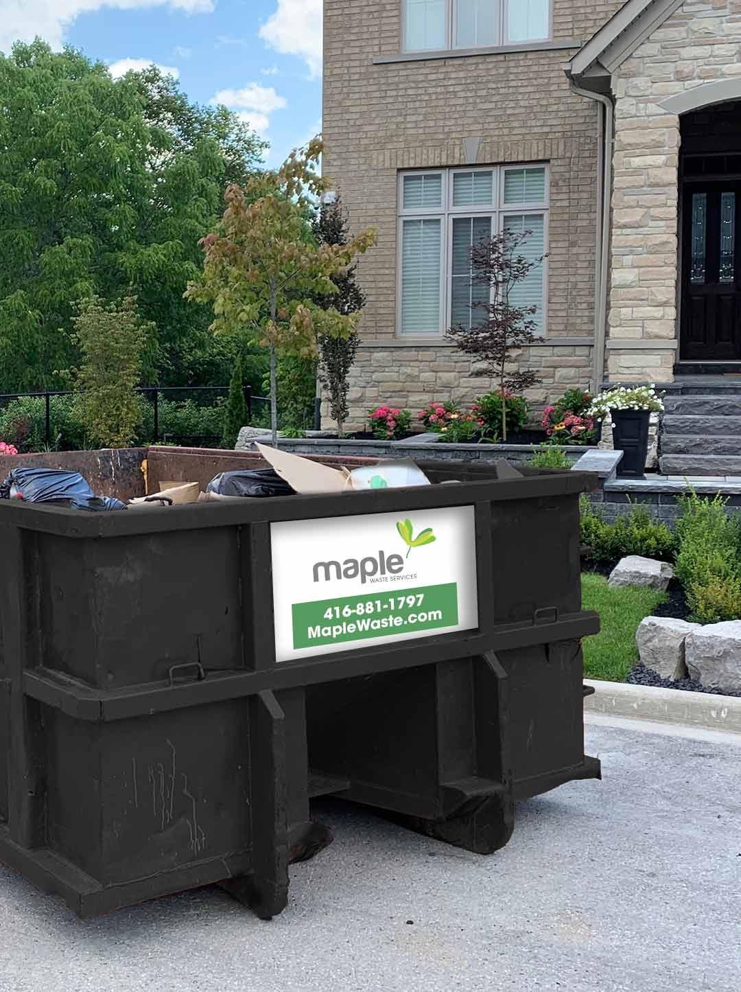Garbage Bin Rental